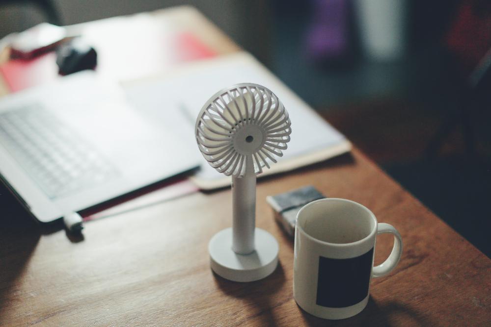 Ventilator Arbeitsplatz Sniz Kim Unsplash
