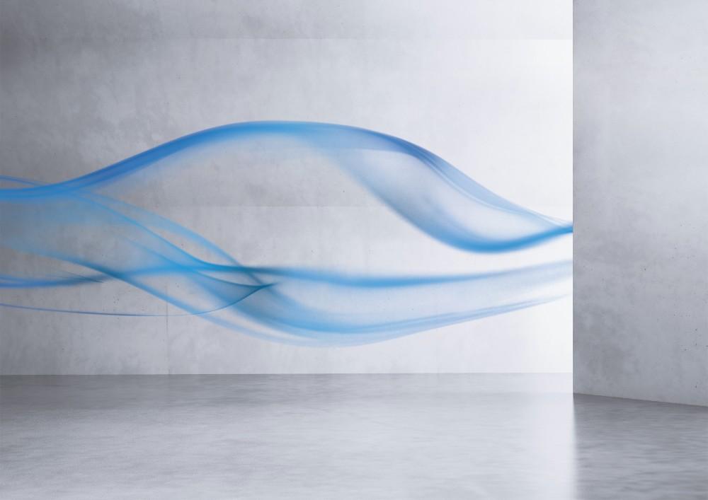 Die Fachmesse Indoor-Air findet einmalig Anfang Juni 2021 in der Messe Frankfurt statt. Abbildung: Messe Frankfurt