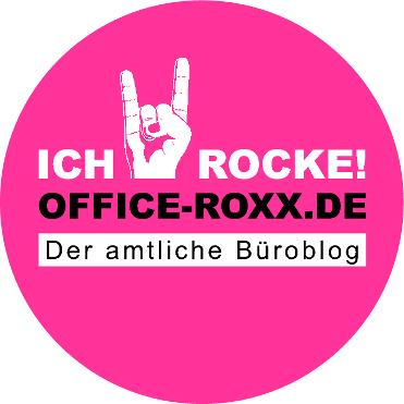 Herzlich willkommen zu OFFICE ROXX, dem rockenden Blog
