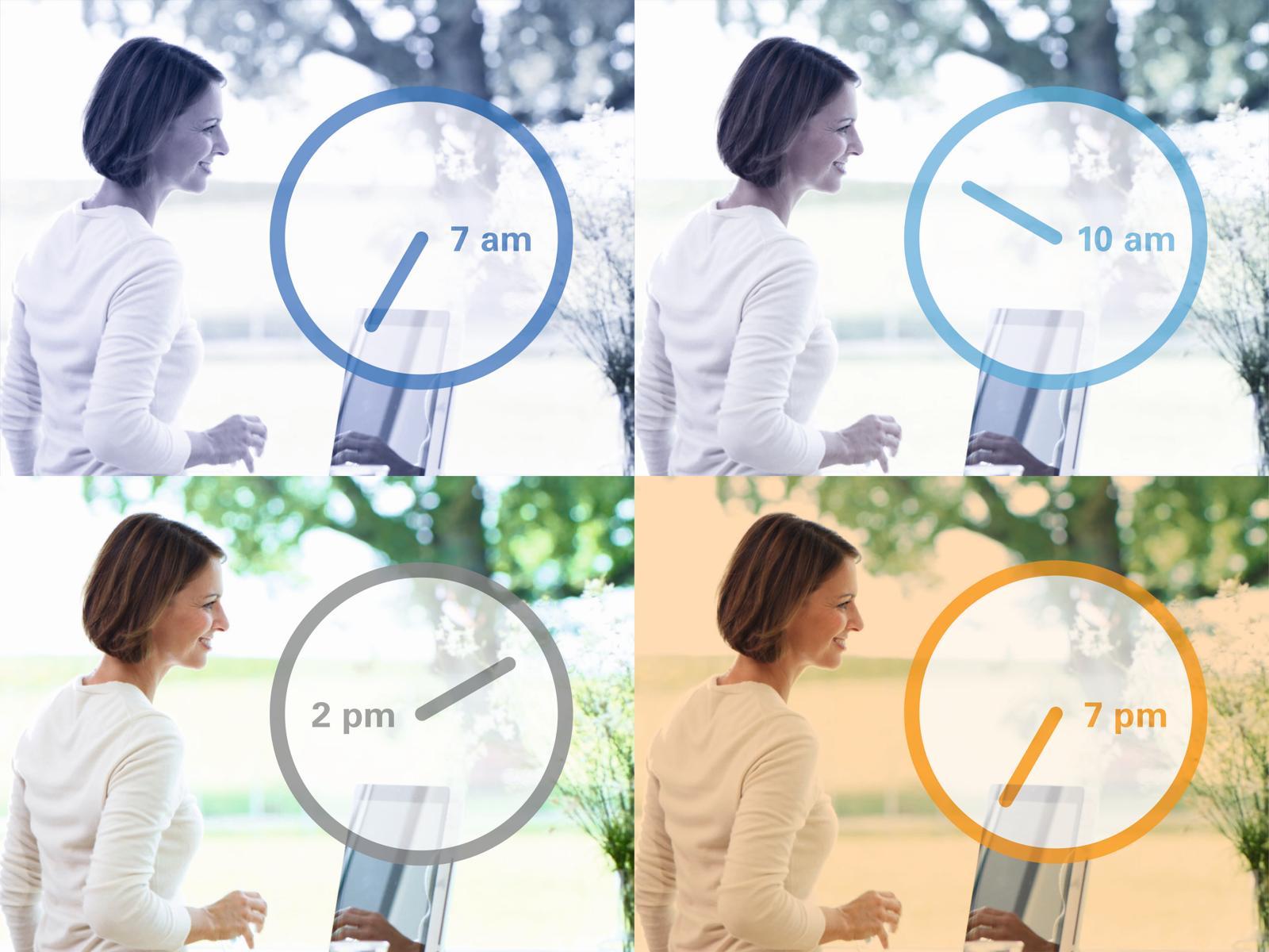 So beeinflusst die Beleuchtung den Menschen im Büro