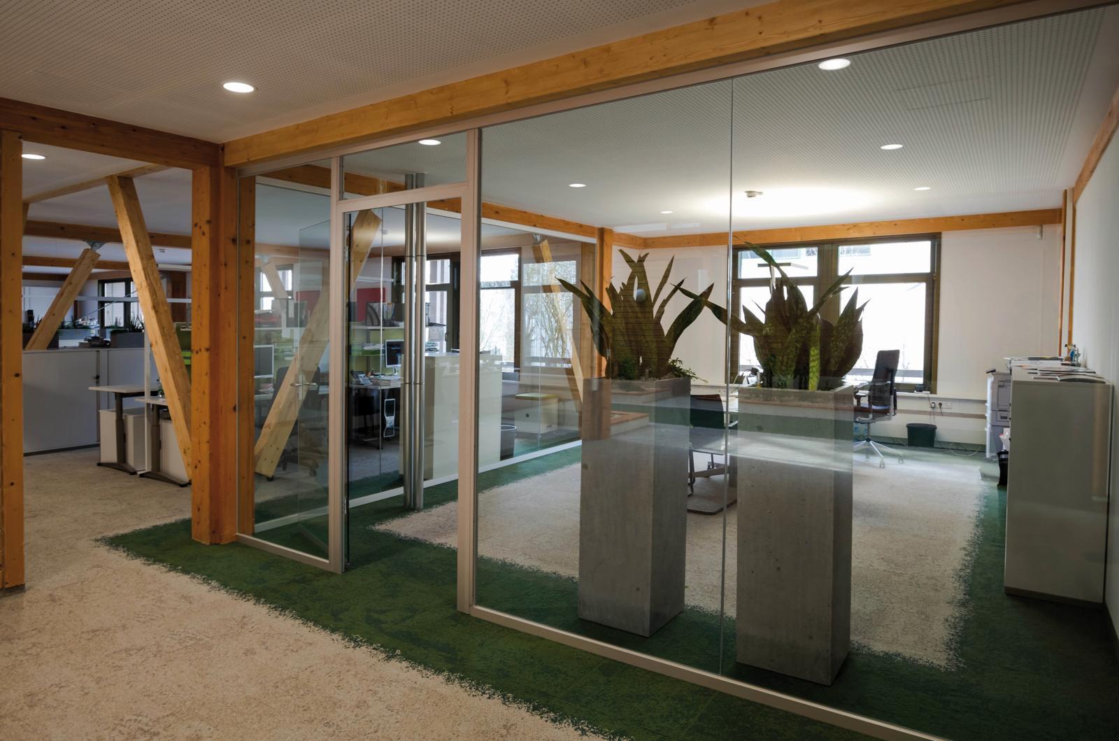 Bodenbelag Urban Retreat One Office Roxx