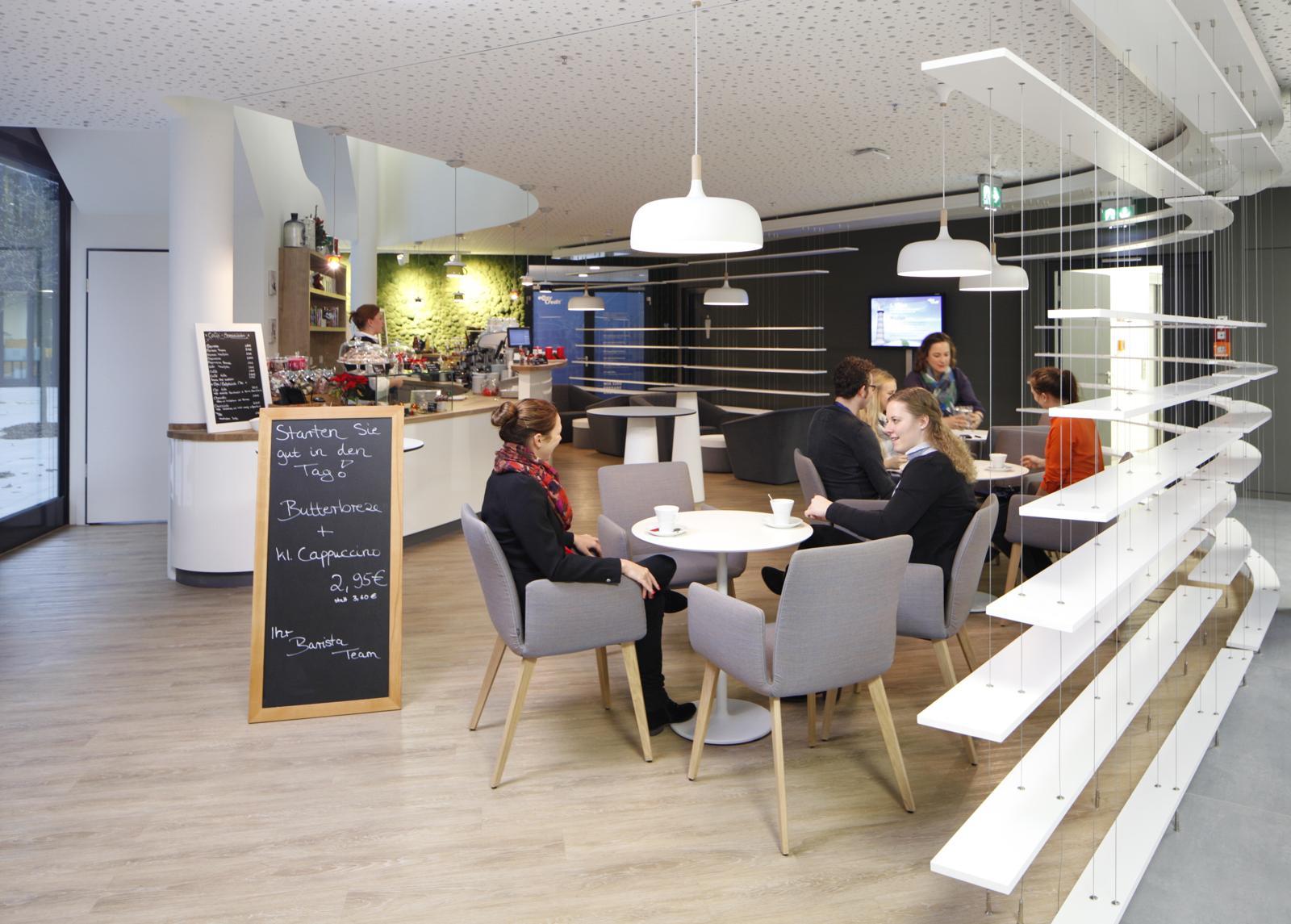 Barista Cafe Hamburg