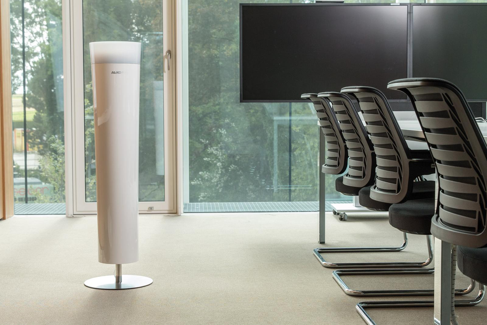 5 luftreiniger f rs b ro office roxx. Black Bedroom Furniture Sets. Home Design Ideas