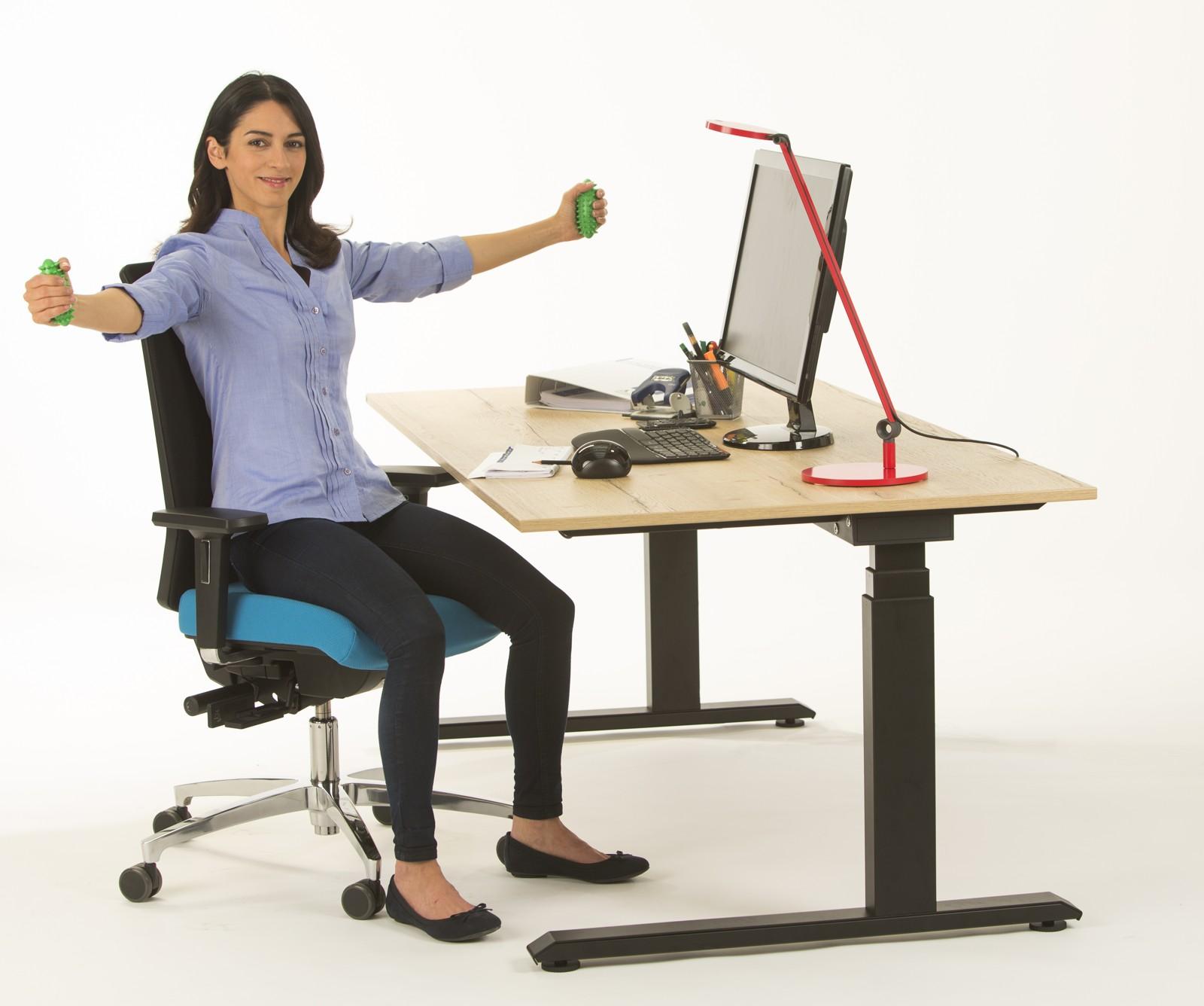 Checkliste für mehr Gesundheit im Büro - 10 Tipps