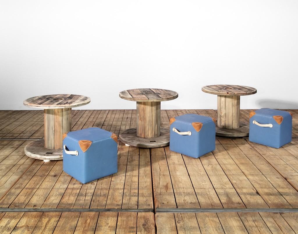 Möbel-Materialien, Teil 1: Turngeräte - OFFICE ROXX