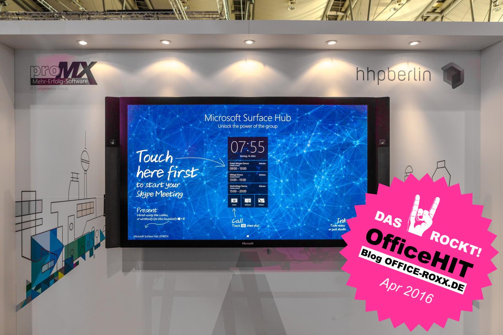 Surface Hub von Microsoft