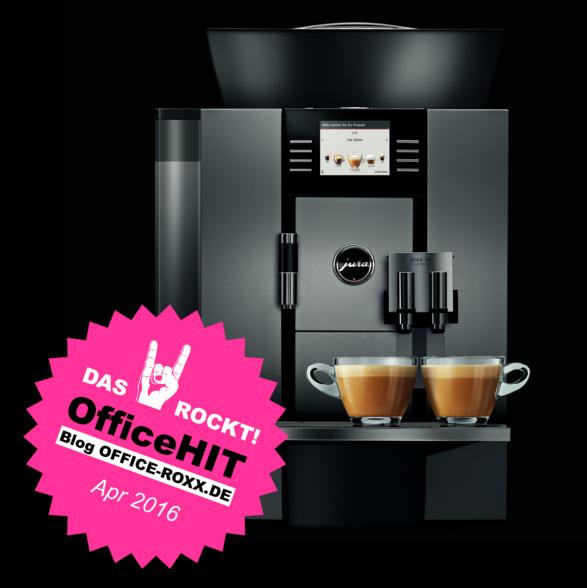 Kaffeevollautomat GIGA X3 Professional von JURA im Redaktionstest