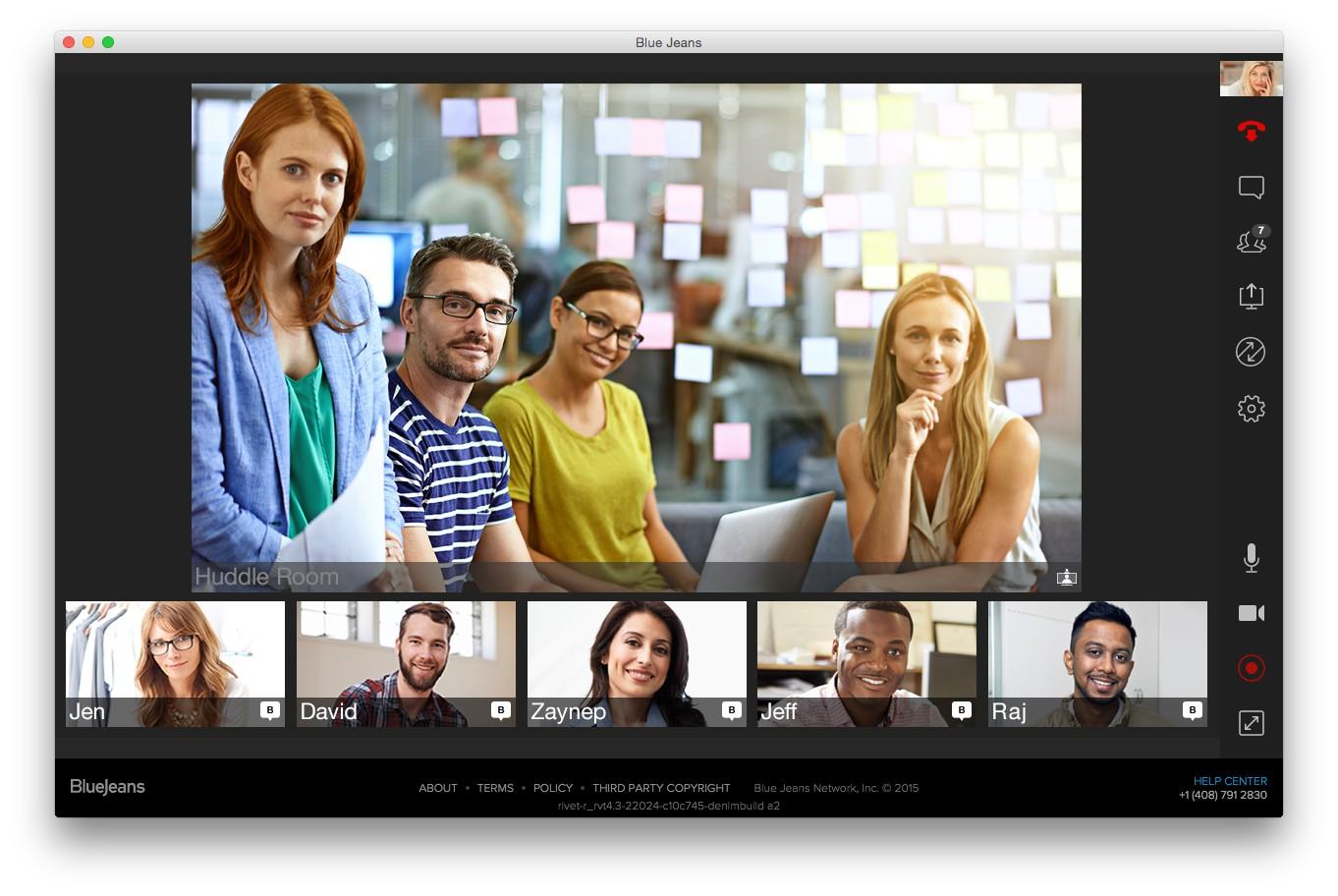 Smarte Helfer Büro 4.0: Blue Jeans von Blue Jeans Network