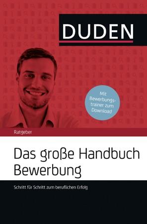 duden - Das große Handbuch Bewerbung
