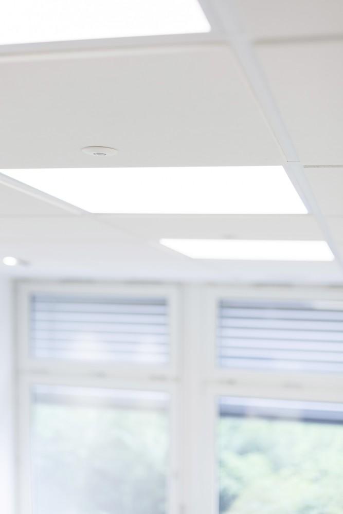 Smart-Lighting-Konzept von Microsens
