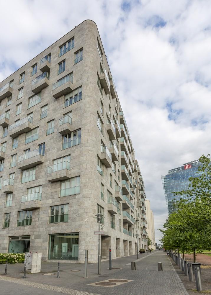 Das Berliner OffX ist zentral in der Nähe des Potsdamer Platzes gelegen.