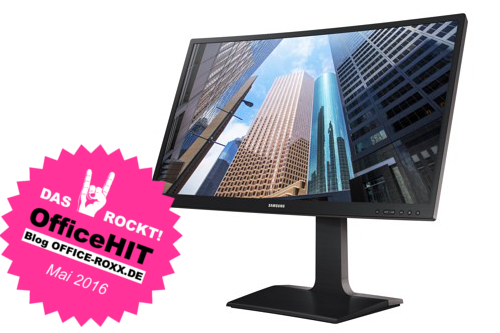 Samsung Curved-Monitor S27E650C