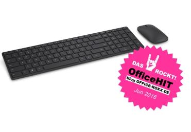 Maus-Tastatur-Set für alle Plattformen