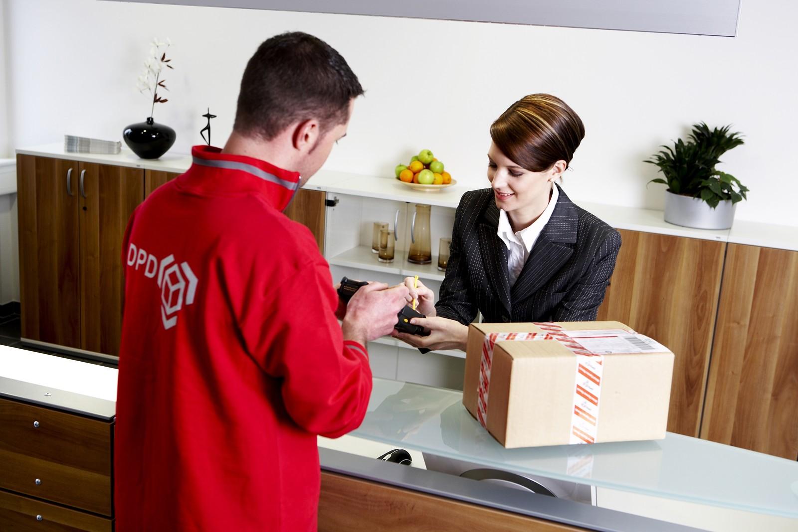 Alternativer Paketdienstleister