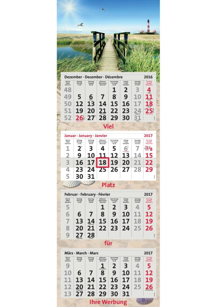 Wandkalender von terminic