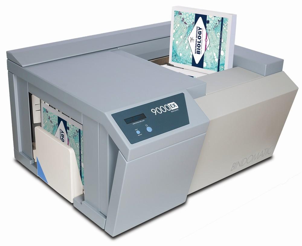 Thermobindemaschine Bindomatic 9000EX