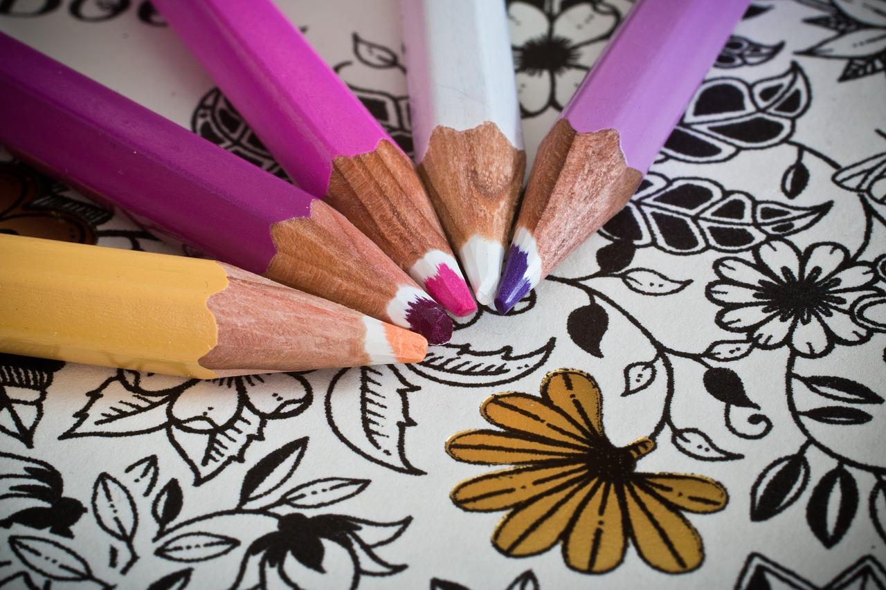 Malen - auch etwas für Erwachsene