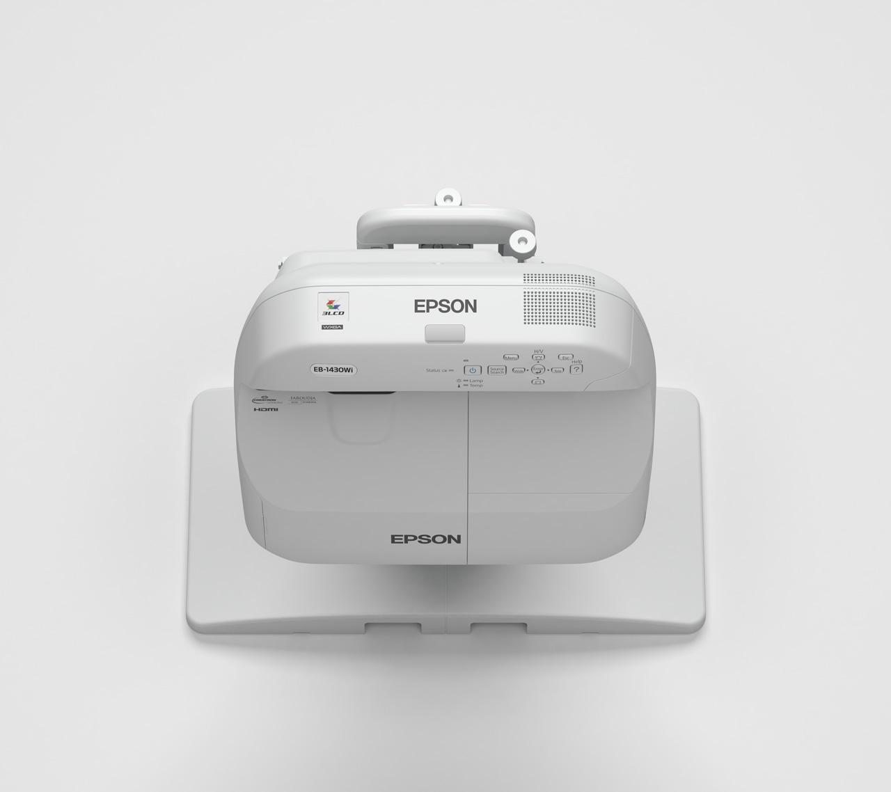Kurzdistanzprojektor 1430Wi von Epson
