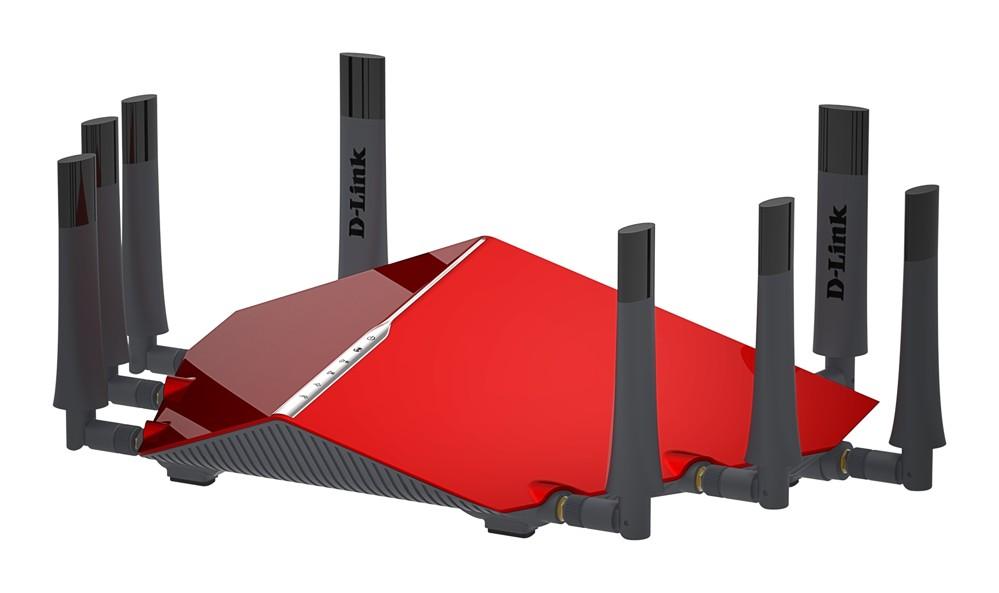 Router für kleine und mittlere Unternehmen