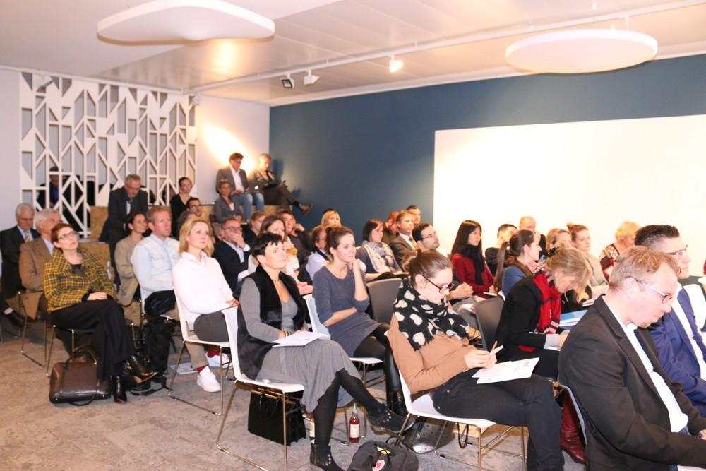 Modern Office – Büro im Wandel: Publikum