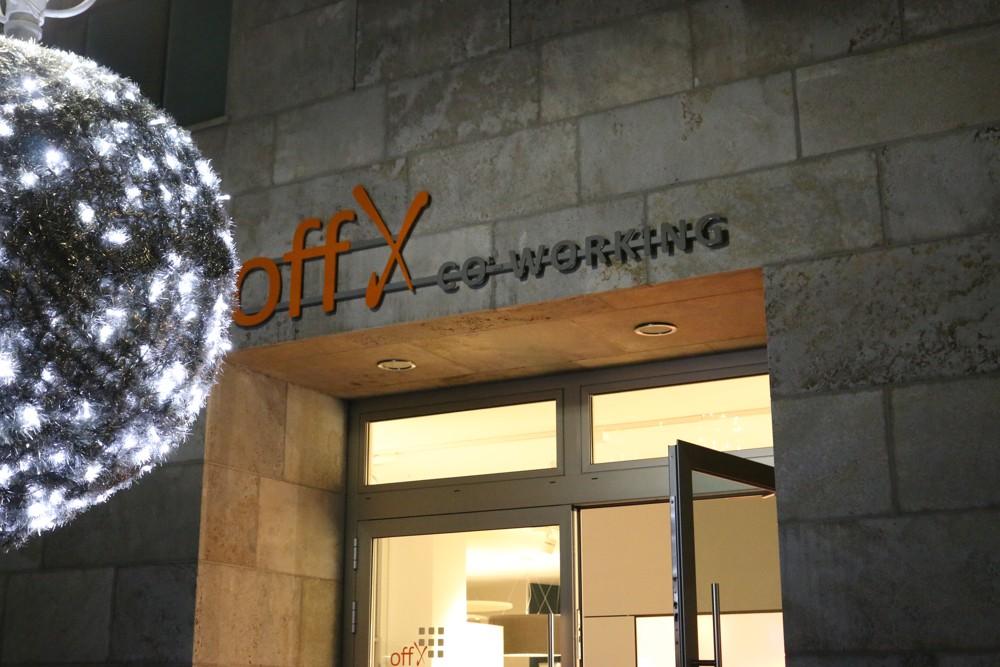 Modern Office – Büro im Wandel: offX