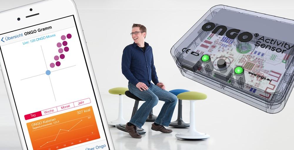 Ongos Sensor Move/On und die Active App