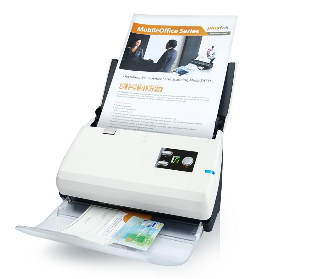 Scanner: SmartOffice PS30D von Plustek
