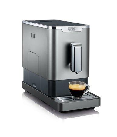 Unkomplizierter Genuss: Zwei neue Kaffeeautomaten von SEVERIN