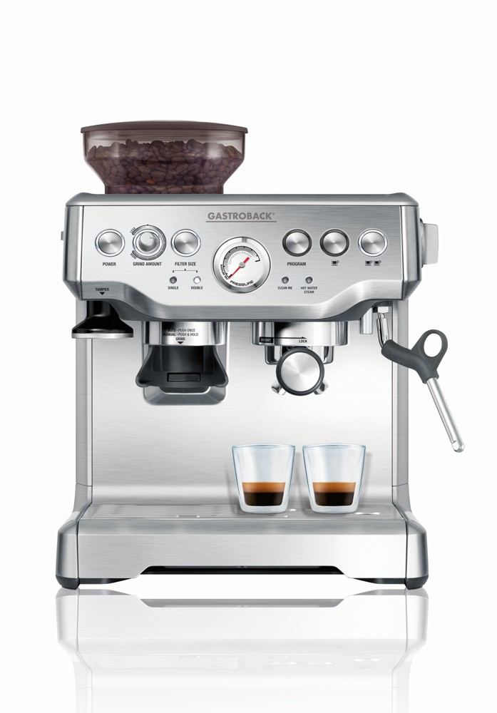 Design Espresso Advanced Pro G s von Gastroback