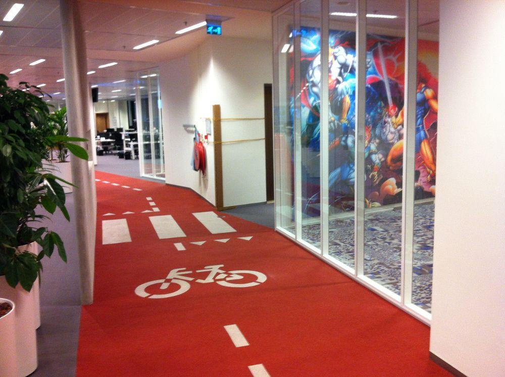 Booking.com in Amsterdam. Foto: Glassdoor.de