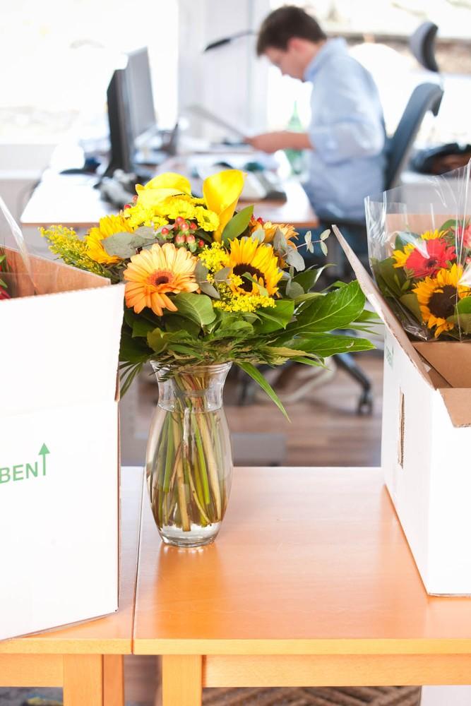 Geschenke: Blumenversand von FloraPrima