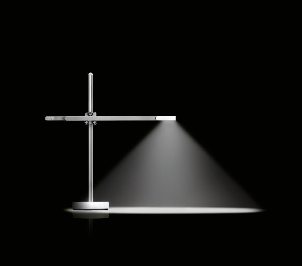 Licht genau dort, wo es gebraucht wird: Die Mechanik kann präzise entlang der drei Achsen ausgerichtet werden.
