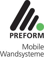 PREFORM - Mobile Wandsysteme