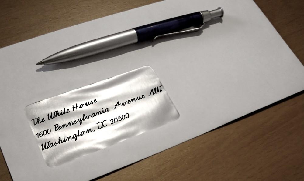 Der Briefumschlag