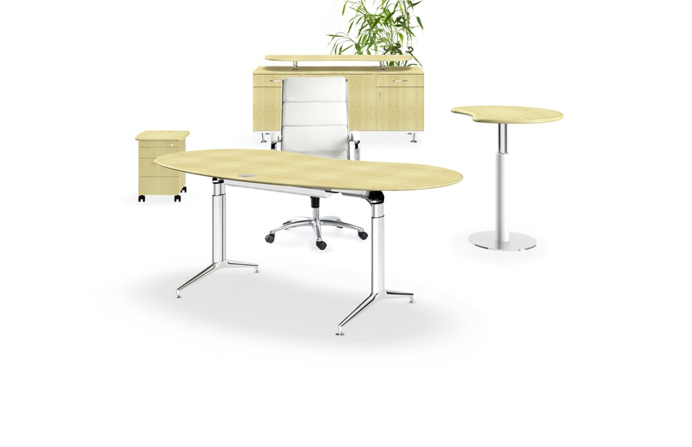 Komplettes Bamboo Office von Vital-Office