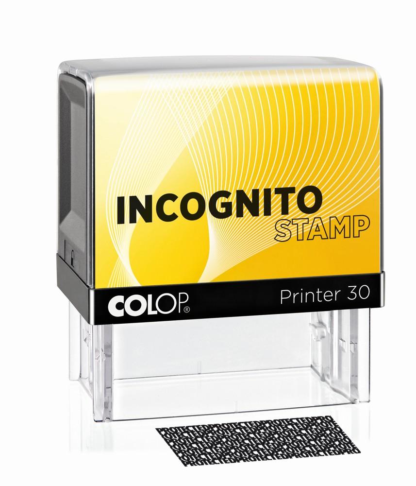 Incognito Stamp von Colop.