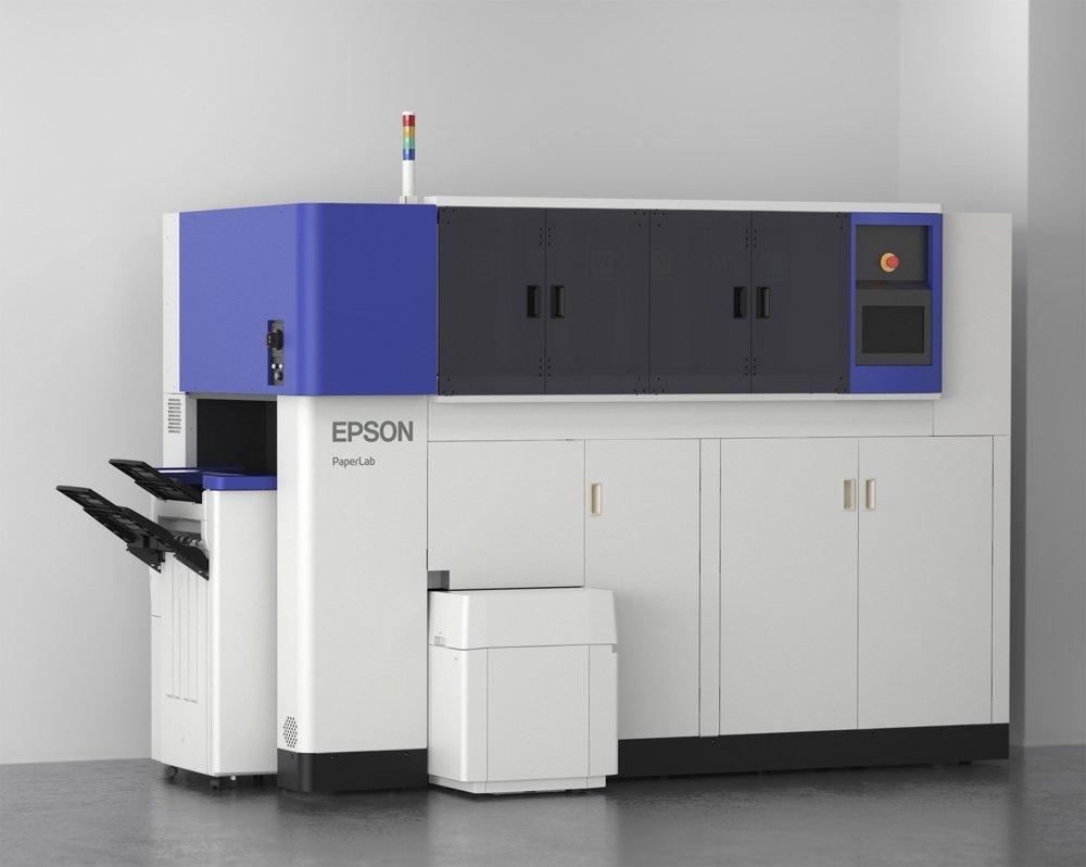 PaperLab von Epson.