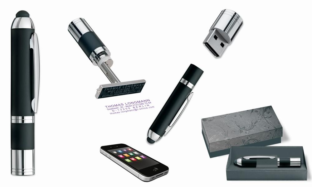 USB-Stamp & Touch von Heri.