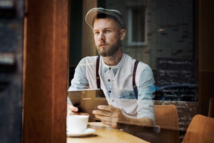 Das Büro 4.0: Büroarbeit wird jederzeit und überall möglich. Sie ist aber weder jederzeit noch überall sinnvoll. Foto: Samsung