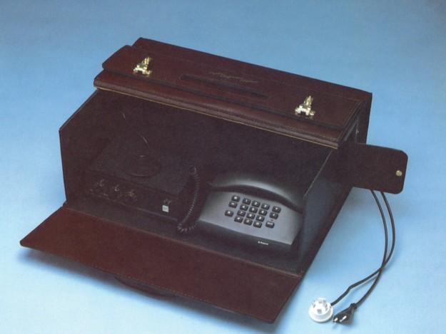 Office-History: Die Geschichte des Konferenztelefons