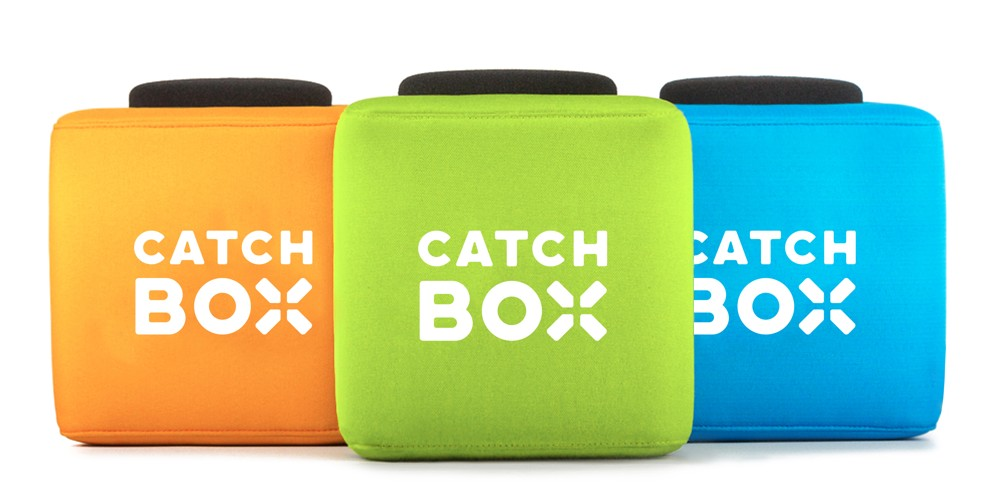 Wurfmikrofon Catchbox