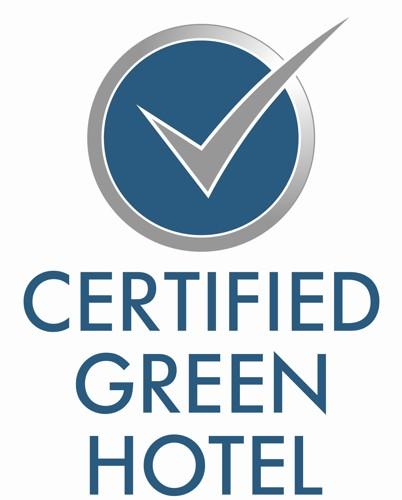Das Logo der VDR-Hotelzertifizierung Certified für nachhaltige Hotels.