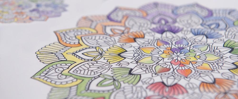 Mandala Creator von Staedtler.