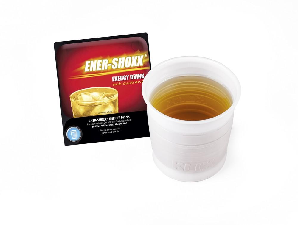 ENER-SHOXX von Mars Drinks.