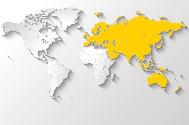 Dank seiner Ausrichtung auf Büromaschinen expandierte Fellowes in den 90er Jahren nach Übersee, inklusive Europa, Asien und Australien. Foto: Fellowes