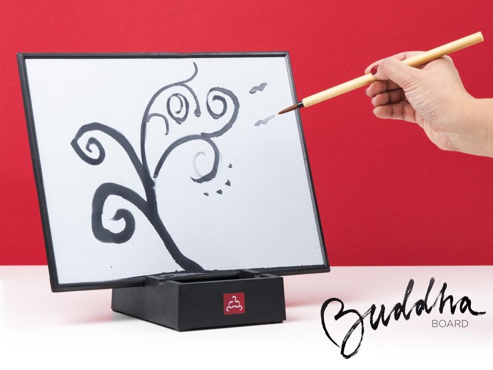 Buddha Board.