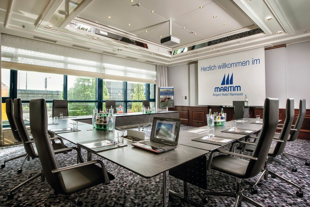 Salon Ernst-August im Maritim Airport Hotel