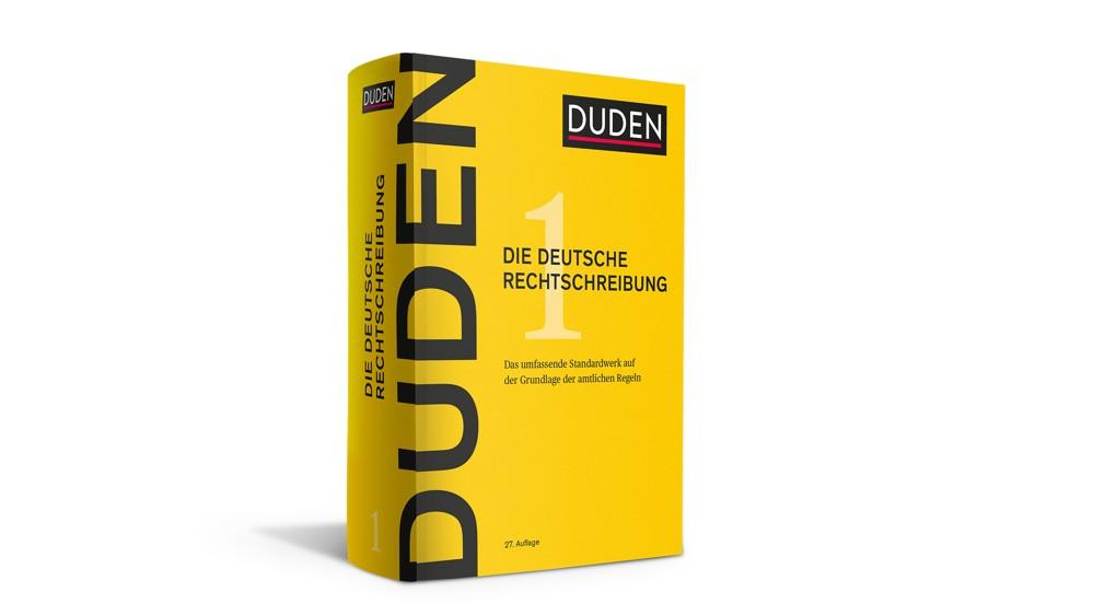 Duden – Die deutsche Rechtschreibung