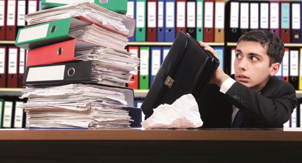Papierorganisation leicht gemacht