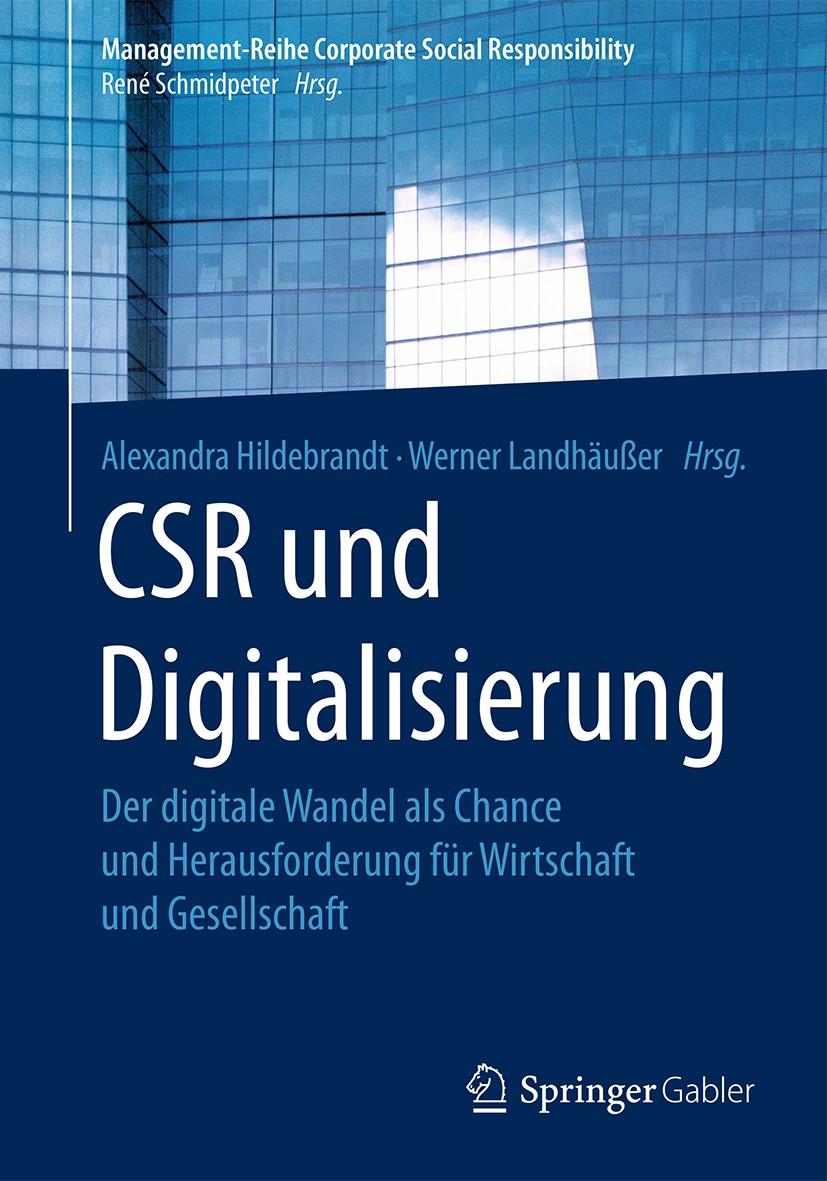 Bücher fürs Büro: CSR und Digitalisierung